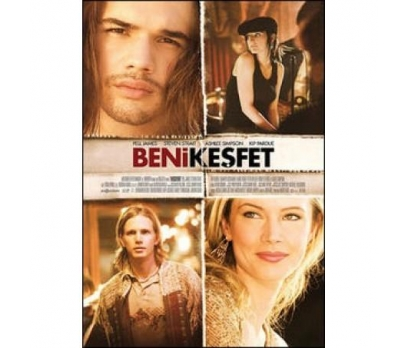 UNDISCOVERED - BENİ KEŞFET (DVD)