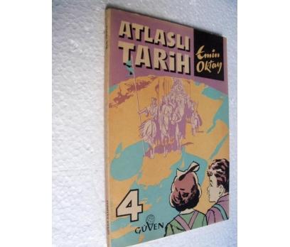 ATLASLI TARİH 4 - EMİN OKTAY