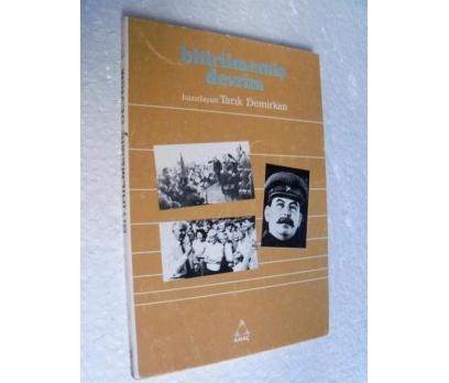 BİTİRİLMEMİŞ DEVRİM - TARIK DEMİRKAN 1.basım