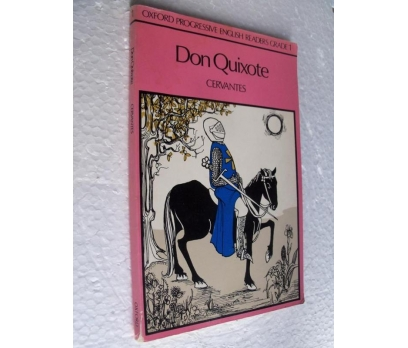 DON QUIXOTE - CERVANTES