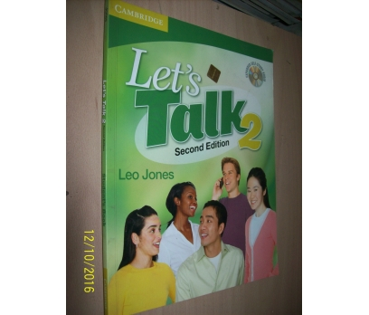 LET'S TALK SECOND EDITION 2