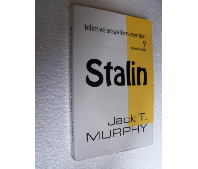 STALİN - JACK T. MURPHY