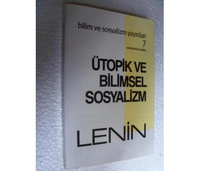 ÜTOPİK VE BİLİMSEL SOSYALİZM V.I. Lenin