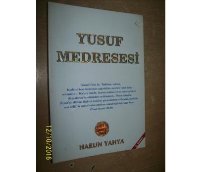 YUSUF MEDRESESİ