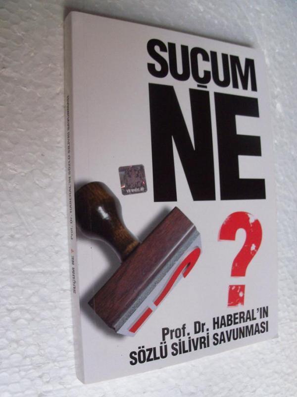 SUÇUM NE - MEHMET HABERAL sıfır 1