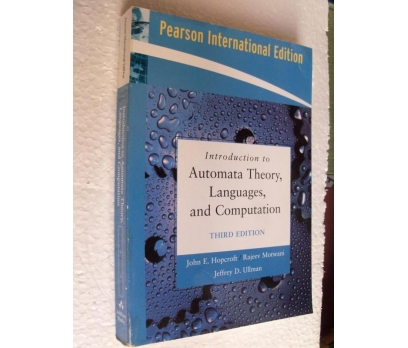 AUTOMATA THEORY,LANGUAGES,AND COMPUTATION - ULLMAN