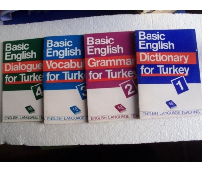 BASIC ENGLISH - ENGLISH LANGUAGE TEACHING 4 KİTAP