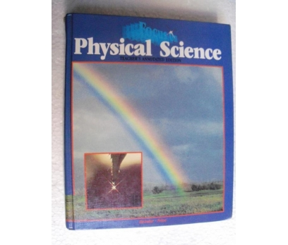FOCUS ON PHYSICAL SCIENCE - CHARLES HEIMLER , JACK