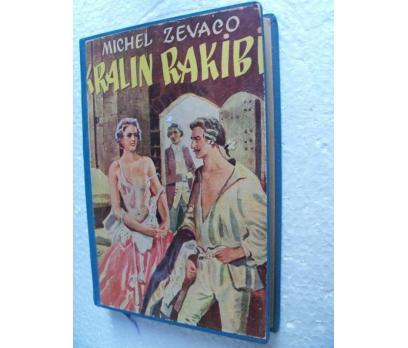 KRALIN RAKİBİ Michel Zevaco 1957 bsm.