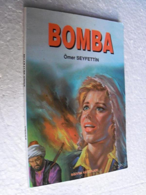 BOMBA - ÖMER SEYFETTİN eğitim yay. 1