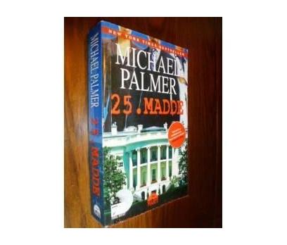 25.MADDE  - MICHAEL PALMER
