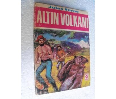 ALTIN VOLKANI - JULES VERNE renk yay.
