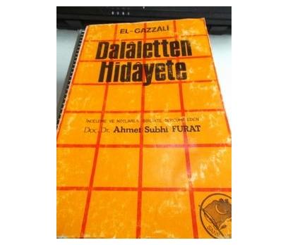 DALALETTEN HİDAYETE / EL- GAZZALİ