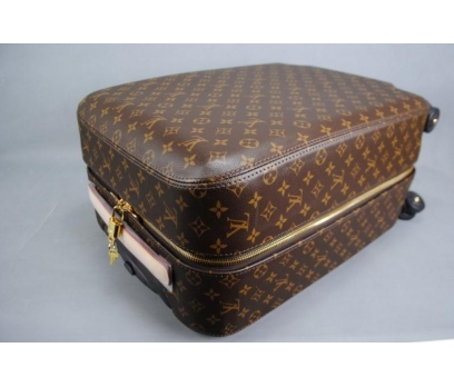 LOUIS VUITTON MONOGRAM CANVAS ZEPHYR 55 VALİZ 3