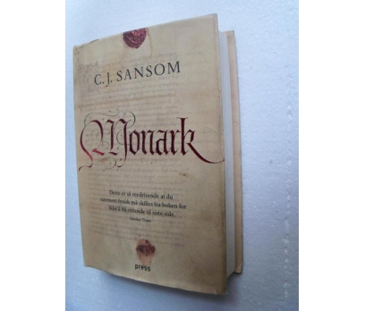 MONARK - C. J. SANSOM