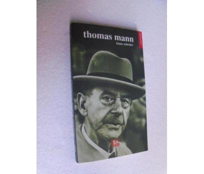 THOMAS MANN Klaus Schröter
