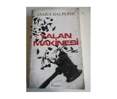 YALAN MAKİNESİ - JAMES HALPERİN