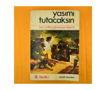 YASIMI TUTACAKSIN - LARRY COLLİNS / DOMİNİQUE LAPİ
