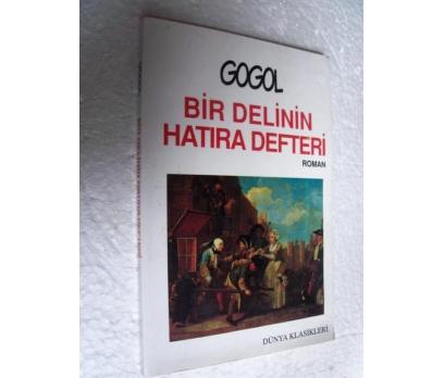 BİR DELİNİN HATIRA DEFTERİ Gogol