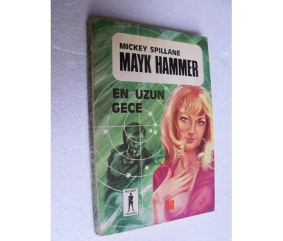 EN UZUN GECE MAYK HAMMER - MICKEY SPILLANE