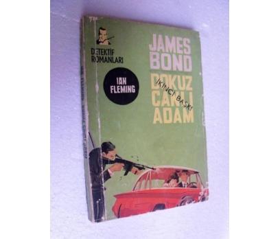 JAMES BOND DOKUZ CANLI ADAM - IAN FLEMING
