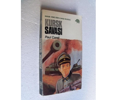 KURSK SAVAŞI - PAUL CARELL