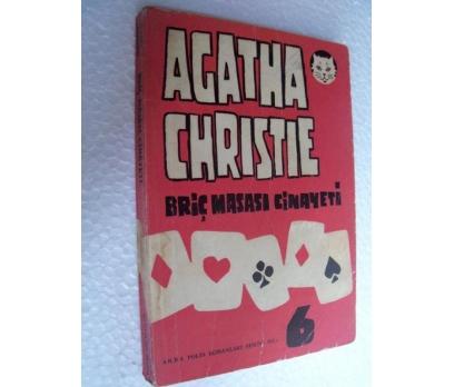 BRİÇ MASASINDA CİNAYET Agatha Christie AKBA YAY.