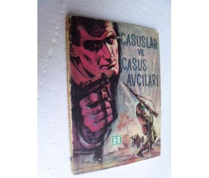CASUSLAR VE CASUS AVCILARI -  JORDAN - PINTO - MOS