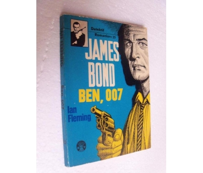 JAMES BOND BEN 007 - IAN FLEMING başak yay.