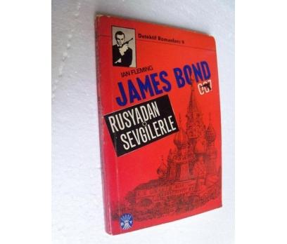 JAMES BOND RUSYADAN SEVGİLERLE - IAN FLEMING başak