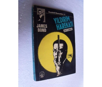 JAMES BOND YILDIRIM HAREKATI - IAN FLEMING başak y