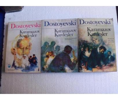 KARAMAZOV KARDEŞLER Dostoyevski CEM YAY.TAKIM