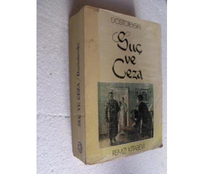 SUÇ VE CEZA Dostoyevski REMZİ KİTABEVİ YAYINLARI
