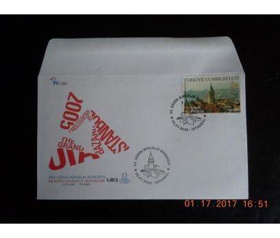 2005 DÜNYA MİMARLIK KONGRESİ  F.D.C.