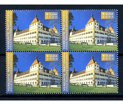 B.M.AVUSTURYA ** 2003 UNESCO DBL SÜPER(160102)