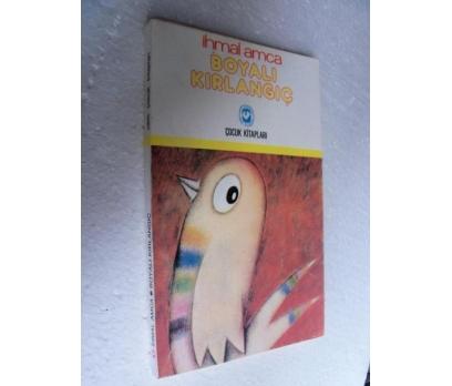 BOYALI KIRLANGIÇ - İHMAL AMCA cem çocuk kitapları