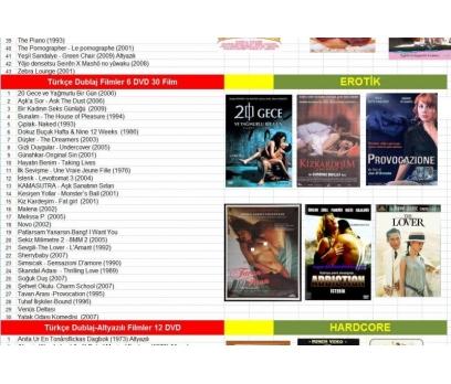 ÇOK HArika türkçe altyazı ve dublaj filmler 2