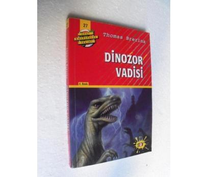 DİNAZOR VADİSİ - THOMAS BREZINA 27.kitap