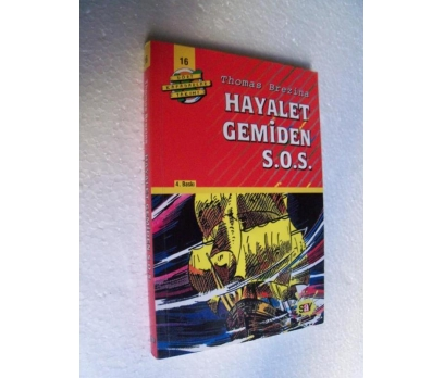 HAYALET GEMİDEN S.O.S. Thomas Brezina 16.kitap