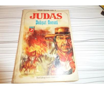 JUDAS - TAY YAYINLARI - SAYI 8 DEHŞET GECESİ