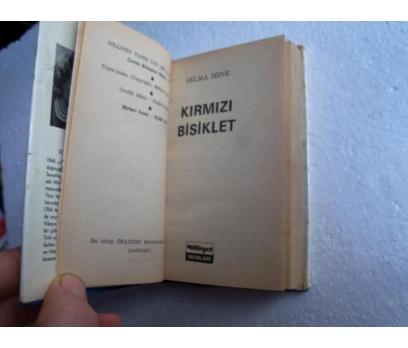 KIRMIZI BİSİKLET Selma Mine MİLLİYET YAY. 2