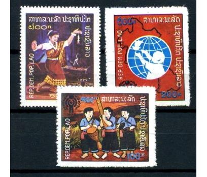 LAO ** 1979 D.ÇOCUK YILI TAM SERİ (160103)