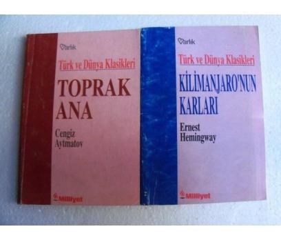 TOPRAK ANA + KLİMANJARO'NUN KARLARI milliyet +varl