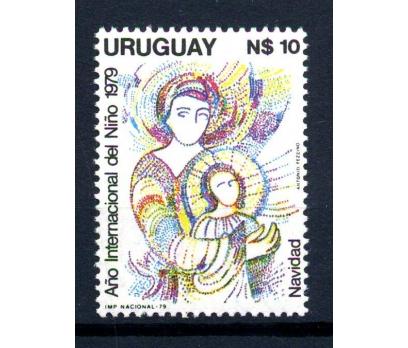 URUGUAY ** 1979 D.ÇOCUK YILI TAM SERİ (160103)