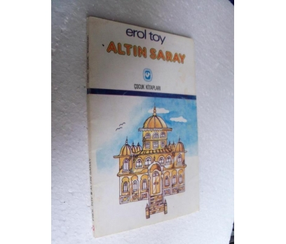 ALTIN SARAY - EROL TOY cem çocuk kitapları 1