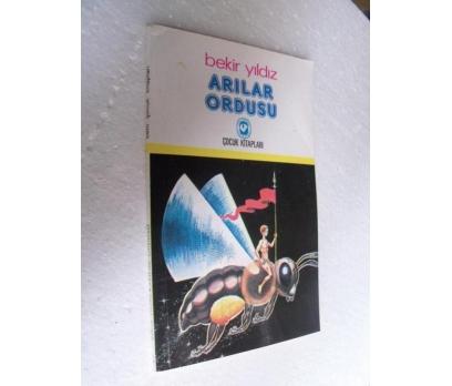 ARILAR ORDUSU - BEKİR YILDIZ cem çocuk kitapları