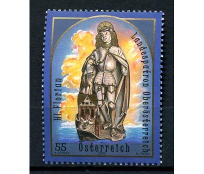 AVUSTURYA ** 2005 SANAT & FLORIAN TAM SERİ(160105)