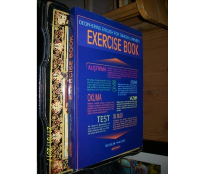 EXERCİSE BOOK