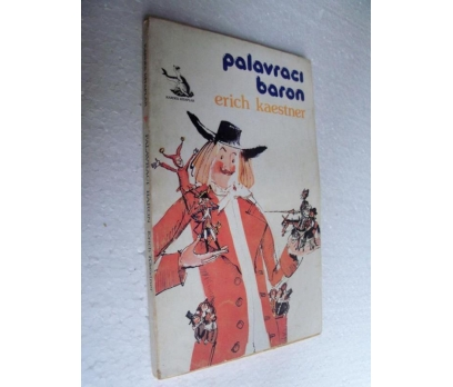 PALAVRACI BARON - ERICH KAESTNER can çocuk kitapla 1