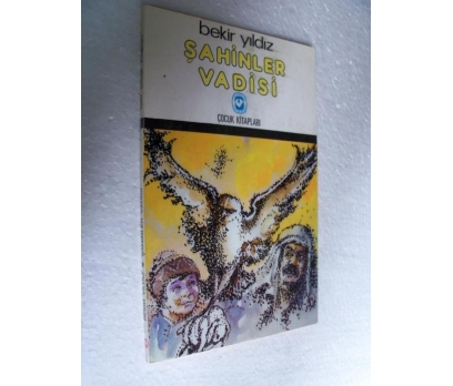 ŞAHİNLER VADİSİ - BEKİR YILDIZ cem çocuk kitapları